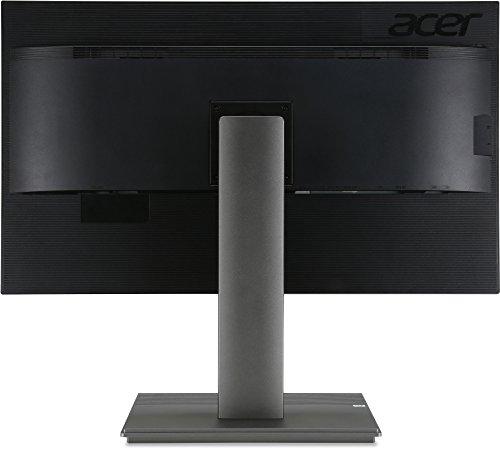 Acer B326HKAymjdpphz 81 cm (32 Zoll) Monitor (DVI, HDMI, USB Hub, UHD 3840 x 2160, Höhenverstellbar, EEK C) dunkelgrau - 11