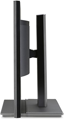 Acer B326HKAymjdpphz 81 cm (32 Zoll) Monitor (DVI, HDMI, USB Hub, UHD 3840 x 2160, Höhenverstellbar, EEK C) dunkelgrau - 5