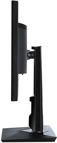 Acer CB1 CB281HKbmjdprx 71 cm (28 Zoll) Monitor (DVI, HDMI 2.0, DisplayPort, höhenverstellbar, Pivot, Ultra HD, 3.840 x 2.160, 1ms Reaktionszeit, EEK C) schwarz - 6