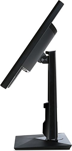 Acer CB1 CB281HKbmjdprx 71 cm (28 Zoll) Monitor (DVI, HDMI 2.0, DisplayPort, höhenverstellbar, Pivot, Ultra HD, 3.840 x 2.160, 1ms Reaktionszeit, EEK C) schwarz - 7