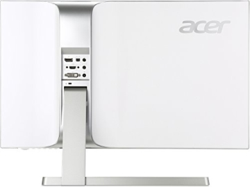 Acer S277HKwmidpp 69 cm (27 Zoll) Monitor (DVI, HDMI, Displayport, mini Displayport, UHD, Speaker, 4ms Reaktionszeit) glossy white - 4