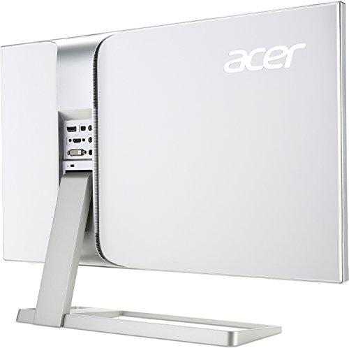 Acer S277HKwmidpp 69 cm (27 Zoll) Monitor (DVI, HDMI, Displayport, mini Displayport, UHD, Speaker, 4ms Reaktionszeit) glossy white - 5