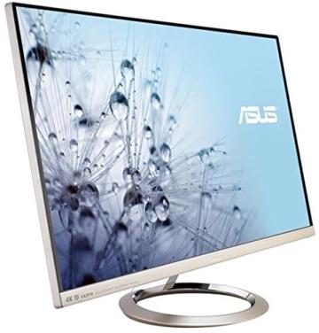 Asus MX27UQ 68,47cm (27 Zoll) Monitor (HDMI, 5ms Reaktionszeit, 4K UHD, Displayport) silber/schwarz - 4