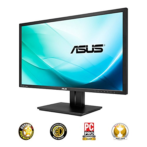 Asus PB287Q 71,1 cm (28 Zoll) Monitor (HDMI/MHL, 1ms Reaktionszeit) schwarz - 2