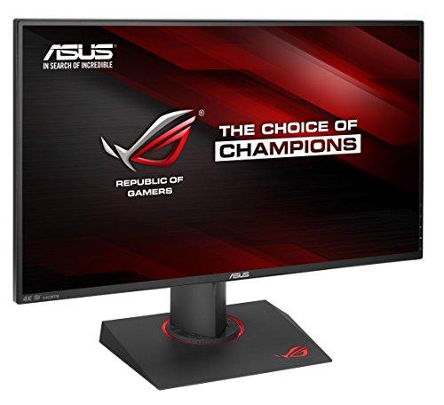 Asus ROG PG27AQ 68,6 cm (27 Zoll) Monitor (HDMI, 4ms Reaktionszeit, 4K/UHD, DisplayPort, Nvidia G-Sync) schwarz - 5