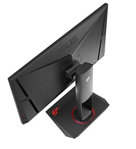 Asus ROG PG27AQ 68,6 cm (27 Zoll) Monitor (HDMI, 4ms Reaktionszeit, 4K/UHD, DisplayPort, Nvidia G-Sync) schwarz - 6