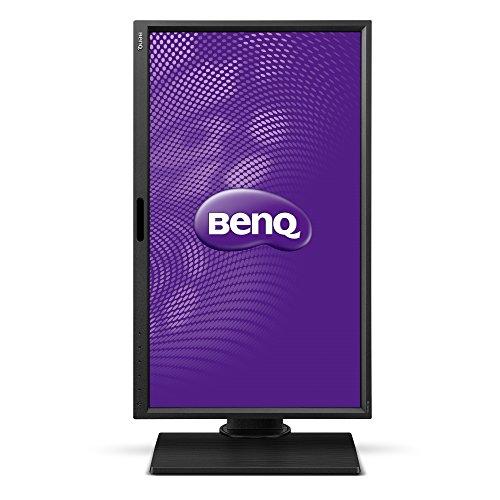 BenQ BL2420U 60,96 cm (24 Zoll) 4K UHD Monitor (4K UHD, VGA, DVI, HDMI, USB, 5ms Reaktionszeit, Höhenverstellbar 140mm, Pivot, Lautsprecher) schwarz - 5