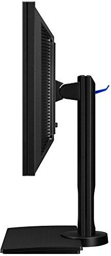 BenQ BL2420U 60,96 cm (24 Zoll) 4K UHD Monitor (4K UHD, VGA, DVI, HDMI, USB, 5ms Reaktionszeit, Höhenverstellbar 140mm, Pivot, Lautsprecher) schwarz - 6