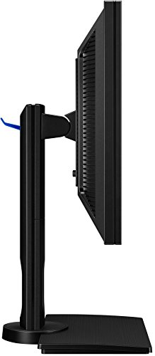 BenQ BL2420U 60,96 cm (24 Zoll) 4K UHD Monitor (4K UHD, VGA, DVI, HDMI, USB, 5ms Reaktionszeit, Höhenverstellbar 140mm, Pivot, Lautsprecher) schwarz - 7