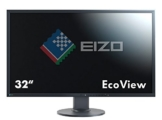 Eizo EV3237-BK 80 cm (31,5 Zoll) Monitor (4K UHD, DVI, HDMI, 5ms Reaktionszeit) schwarz - 1