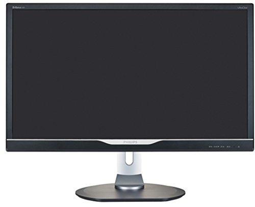 Philips 288P6ljEB/00 71,1 cm (28 Zoll) Monitor (VGA, DVI, HDMI, USB, DisplayPort, 3840 x 2160, 60 Hz, 1ms Reaktionszeit, höhenverstellbar, 4K, UltraClear UHD) schwarz - 2