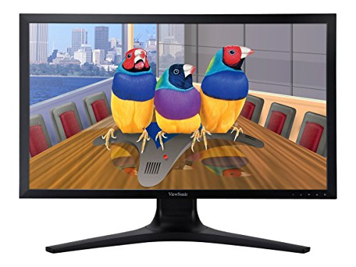 Viewsonic VP2780-4K 68,6 cm (27 Zoll) Professional 4K UHD SuperClear IPS LED-Monitor (Höhenverstellung 150mm, HDMI 2.0/DisplayPort, USB 3.0, 5ms Reaktionszeit) Schwarz - 3