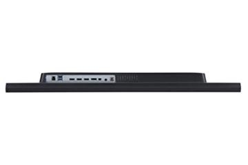 Viewsonic VP2780-4K 68,6 cm (27 Zoll) Professional 4K UHD SuperClear IPS LED-Monitor (Höhenverstellung 150mm, HDMI 2.0/DisplayPort, USB 3.0, 5ms Reaktionszeit) Schwarz - 10