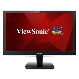 ViewSonic VX2475SMHL-4K 59,9 cm (23,6 Zoll) 4K UHD SuperClear PLS LED-Monitor (HDMI 2.0/MHL/DisplayPort, 2ms Reaktionszeit) Schwarz - 1