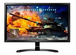 LG IT Products 27UD58-B 68,58 cm (27 Zoll) LED-Monitor (Ultra HD 4K IPS, 300 cd/m²) -