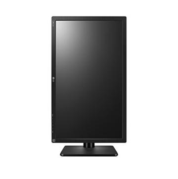 LG 27MU67-B 68,6 cm (27 Zoll) Monitor (HDMI, 5ms Reaktionszeit, DisplayPort, Ultra HD) schwarz -