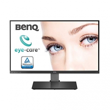BenQ EW2775ZH 68,58 cm (27 Zoll) Eye-Care Monitor (1920 X 1080 Pixel, LED, Full HD, Slim Bezel, AMVA+ Panel) schwarz -