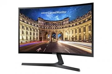 Samsung C27F398F Curved Monitor, 68,58 cm (27 Zoll), Schwarz -