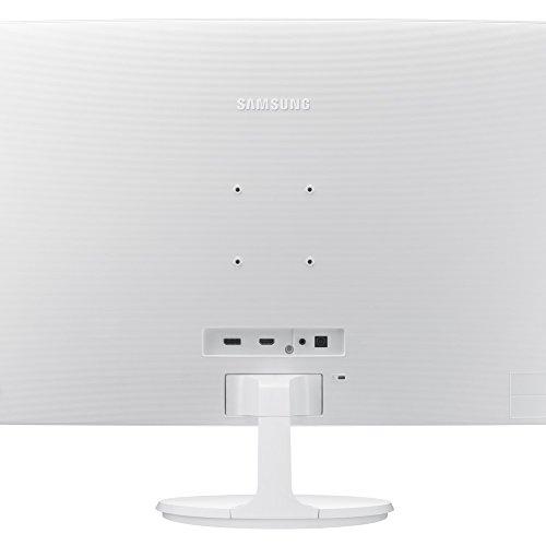 Samsung C32F391 Curved Monitor, 80 cm (32 Zoll), Weiß -
