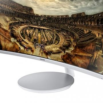 Samsung C34F791 86,4 cm (34 Zoll) Curved Monitor (LCD/TFT) Grau -
