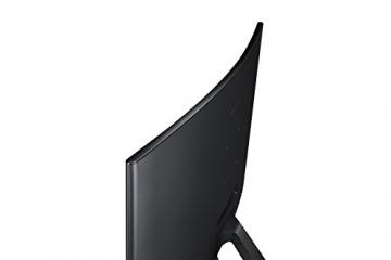 Samsung LC27F396FHUXEN 68,6 cm (27 Zoll) LED Monitor (VGA, HDMI, 4ms Reaktionszeit) schwarz/silber  -